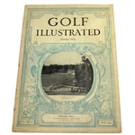 Ben Hogans Personal Copy of Golf Illustrated - October 1932