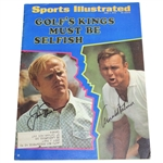 Arnold Palmer & Jack Nicklaus Signed June 1, 1970 Sports Illustrated FULL JSA #X69530
