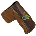 Augusta National Berckmans Place Exclusive Leather Putter Head Cover