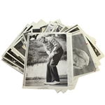 Fifty Jack Nicklaus Original Sporting News Collection Laserprint Wire Photos - 50