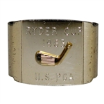 Bob Goalbys 1963 Ryder Cup Matches at East Lake United States Team Member Small Clasp