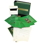 Bob Goalbys Personal GSV Champions of Golf Masters Collection Book, Binder, Letters, Additions, and more