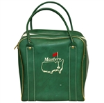 Classic Masters Tournament Augusta Pine Green Shag Bag