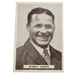 Bobby Jones Sweetacres Champion Chewing Gum Card No. 35/48 Ltd Series - 1930s