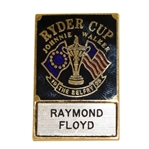 Ray Floyds 1993 Ryder Cup at The Belfry Contestants Badge