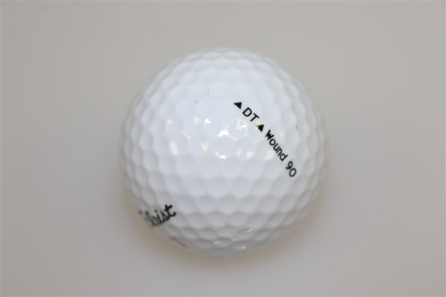 Doug Ford Signed Meadowbrook Country Club Logo Golf Ball JSA ALOA