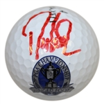 Davis Love III Signed 1997 PGA Championship at Winged Foot Logo Golf Ball JSA ALOA