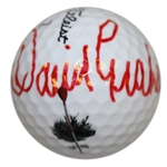 David Graham Signed Merion Logo Golf Ball JSA ALOA