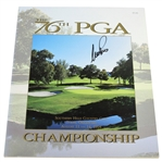 Nick Price Signed 1994 PGA Championship at Southern Hills CC Official Program JSA ALOA