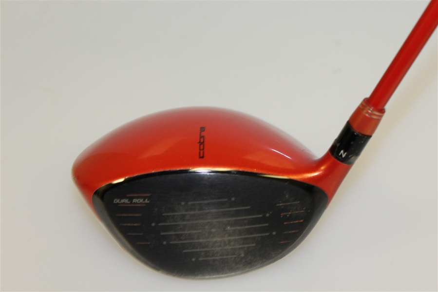Rickie Fowler Model Cobra AMP Driver - Diamana Mitsubishi Rayon Shaft