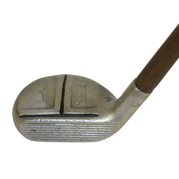 'Cherokee' Putter by Hugh Logan - Made in England