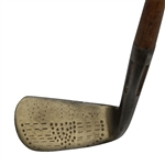 MacGregor Hand Forged Mashie with Slotted Hosel - Accurate SC1 with Shaft Stamp