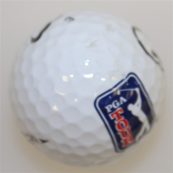 Franceso Molinari Signed Golf Ball - First Italian Major Winner JSA ALOA