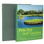 Gary Players Top Golf Courses of the World & Pete Dye Golf Courses Books