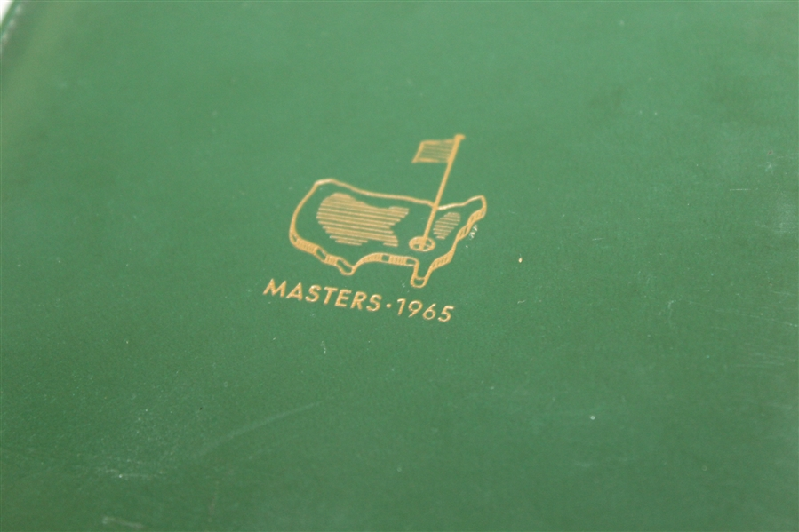 1965 Masters Tournament Member Gift - Tool Kit