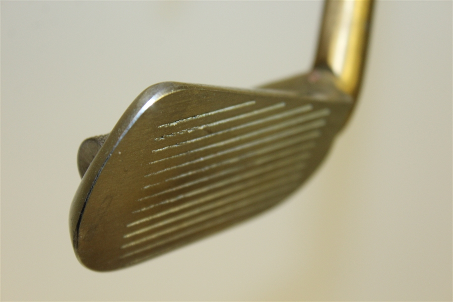 1940's 'The Adjustable' Steel Shafted Golf Club with Adjustment Key