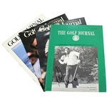 Golf Journal Magazines Signed by Trevino, Graham, Kite, & Nelson JSA ALOA