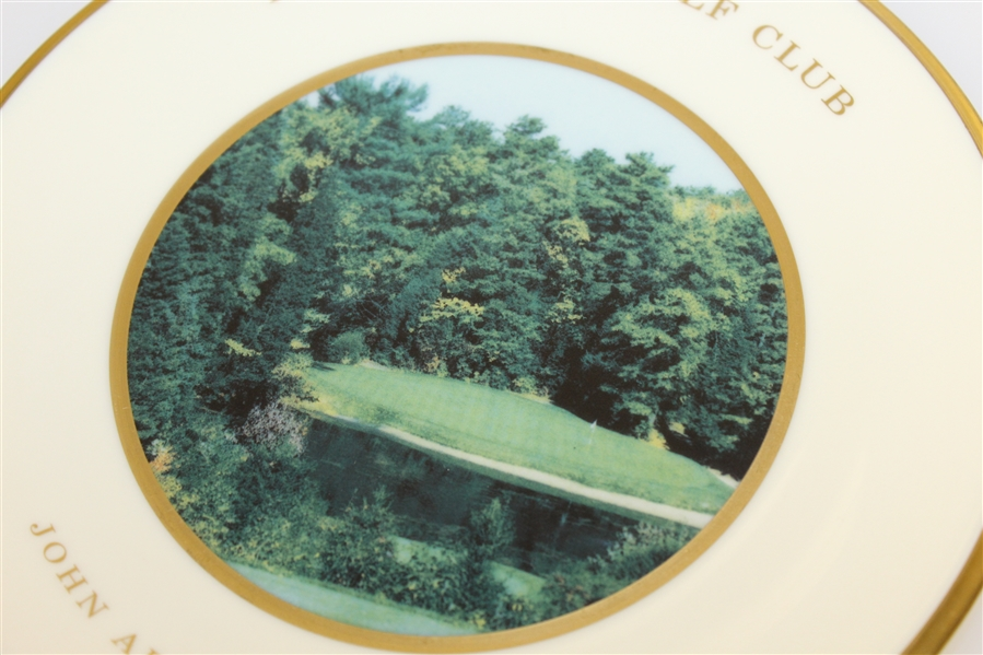 Lot Detail - Pine Valley Golf Club Lenox Canada Cup Plate ...