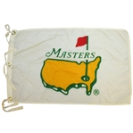 Undated White/Yellow Masters Screen Flag - 1993-1996