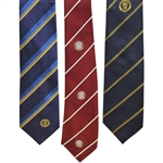 Three St. Andrews - Scotland - Open Championship Polyester Ties