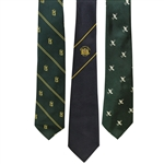 Three Golf Course Ties - TPC, New South Wales Golf Club, & Winged Foot