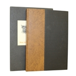 "1957 1st Deluxe Edition ""Ben Hogans Five Lessons"" Golf Book - with Slipcase"