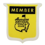 Augusta National Golf Club Member Badge - Seldom Seen - 1970s