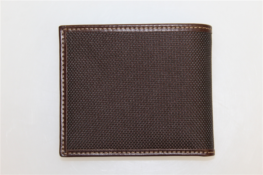 Augusta National Genuine Leather Wallet - Handmade in Italy