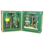 Masters Frosted Cat Studio Glass Set - 2 Sets