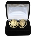 Bobby Jones Enameled 1930 Cuff Links - Stainless Steel