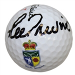 Lee Trevino Signed Royal Birkdale Logo Golf Ball JSA ALOA