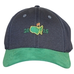 Masters 2015 Commemorative Performance Tech Caddy Hat - Suede Brim