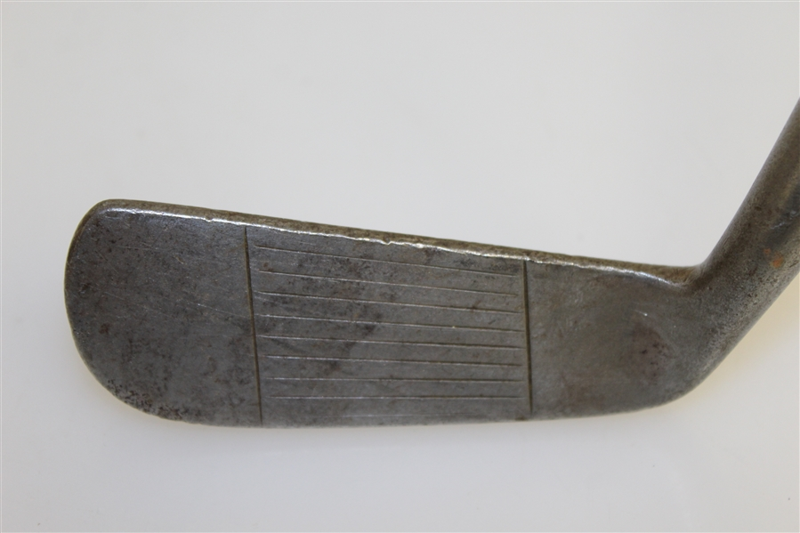 Ladies Special Hand Forged Wryneck Putter - Dysart-Fife Scotland