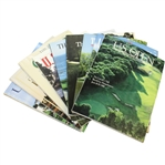 Ten US Open Championship Official Programs - 1988-1995, 1998, & 2000