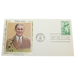 1981 Bobby Jones First Day Cachet - R&R Colorado Silk