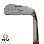 Dwight D. Eisenhower Spalding Wood Shafted Calamity Jane Putter - Signature & 5 Star on Head