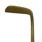 MacGregor Craftsman Bench Made Putter with Square Line-Rite Thumb Groove Grip