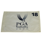 2000 PGA Championship at Valhalla Flag - Tiger Woods Win