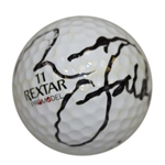 Nick Faldo Signed Personal Rextar Golf Ball JSA ALOA