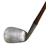 A. Covington Niblick Dreadnought Nice Golf Club - Hand Forged in Scotland w/ Star Stamp