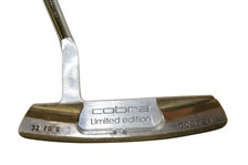 Cobra Ltd Ed Married Metal Putter Series w/ Serial Number & Leather Cover