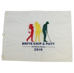 2019 Drive Chip & Putt Embroidered Flag - Augusta National