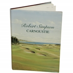Robert Simpson - Carnoustie  Book by Jack L. Mishler
