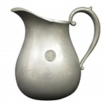 The Country Club Brookline Spring Cup 1971 Trophy Pitcher by Preisner Pewter