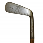 Calamity Jane Putter Hand Forgd by WM M. Winton Acton w/ Robt. T Jones Jr Shaft Stamp Replica