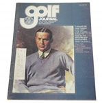 1976 Golf Journal Bobby Jones Magazine - Atlanta Athletic Club US Open Host