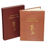 James Braid Champion Golfer Author Signed Limited Ed #61 of 75