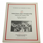 1913 US Open Championship Eyewitness Accounts by Members of the Press by Colby