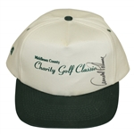 Arnold Palmer Signed Middlesex County Charity Golf Classic Hat JSA ALOA