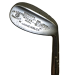 The Maxwell St. Andrews Challenge Rustless Mashie Niblick - Made in Scotland